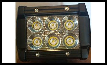 3 Inch Cube CREE LED Light For Sale at Superstition Motorsports