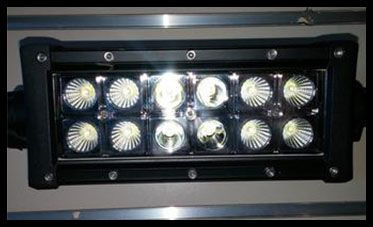 6 Inch CREE LED Light For Sale at Superstition Motorsports